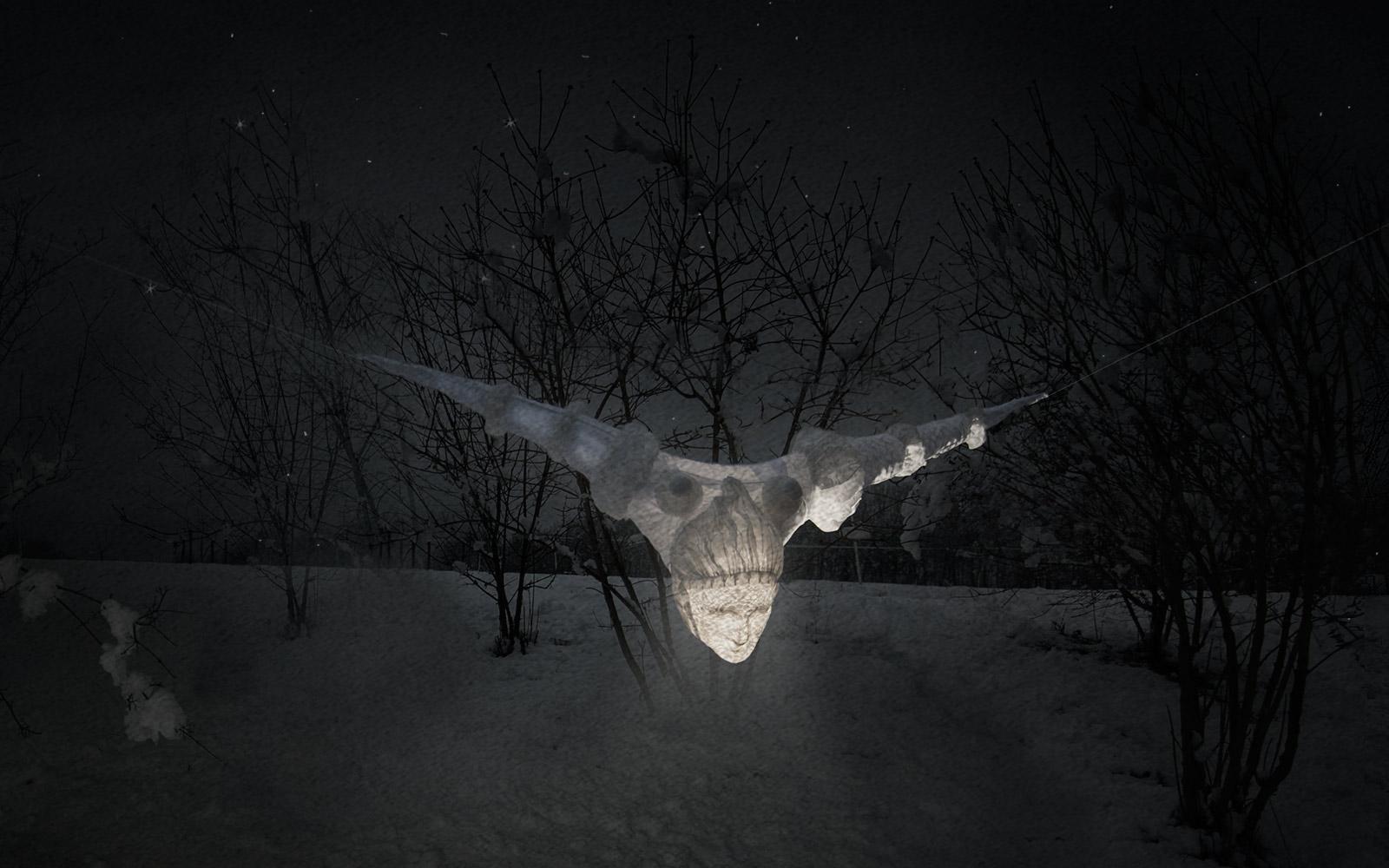 Divný kníže — nástěnné designové světlo od Spacelights