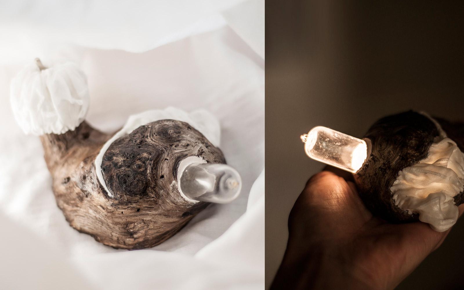 Rybička — cestovní noční světélko od Spacelights