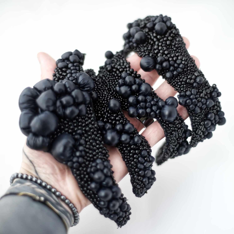 Náramky RUST — varianty Black